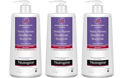 Neutrogena Bagno Doccia : Neutrogena formula norvegese visibly renew rassodante body milk