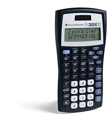 Amazon Texas Instruments Ti 30x Iis 2 Line Scientific