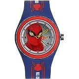 Zoop Spiderman Analog Grey Dial Unisex Watch - NKC4048PP12