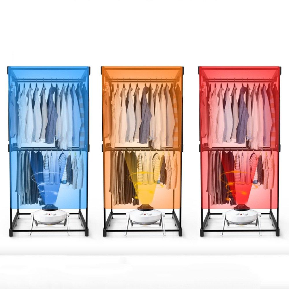 Calentador QFFL Armario de Secadora de Ropa secador de bebé Disponible 378 * 326 mm Enfriamiento y calefacción: Amazon.es: Hogar