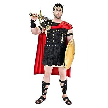 SEA HARE Spartan Warrior Disfraz de Hombre Griego Greek ...
