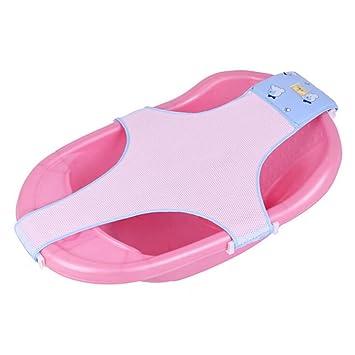 Amazon.com : Baby Bathtub Mesh Seat Support Sling Net Infant Bath ...