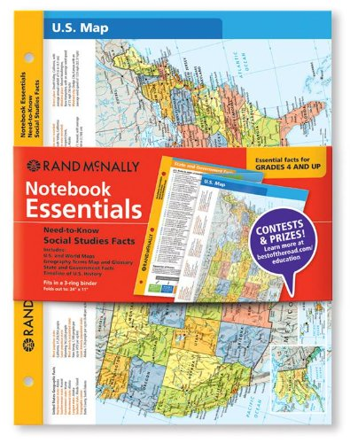 Notebook Essentials Rand McNally