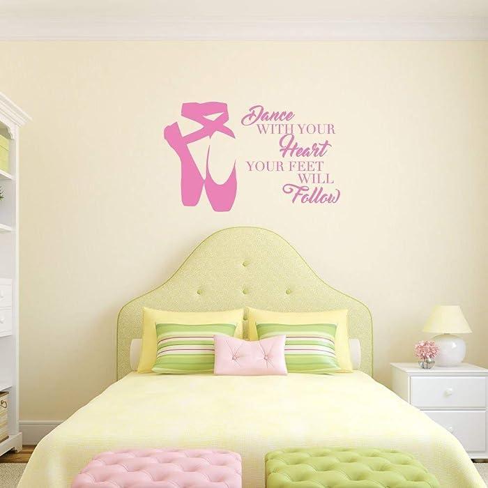 Top 10 Ballerina Wall Decor Dance With Your Heart