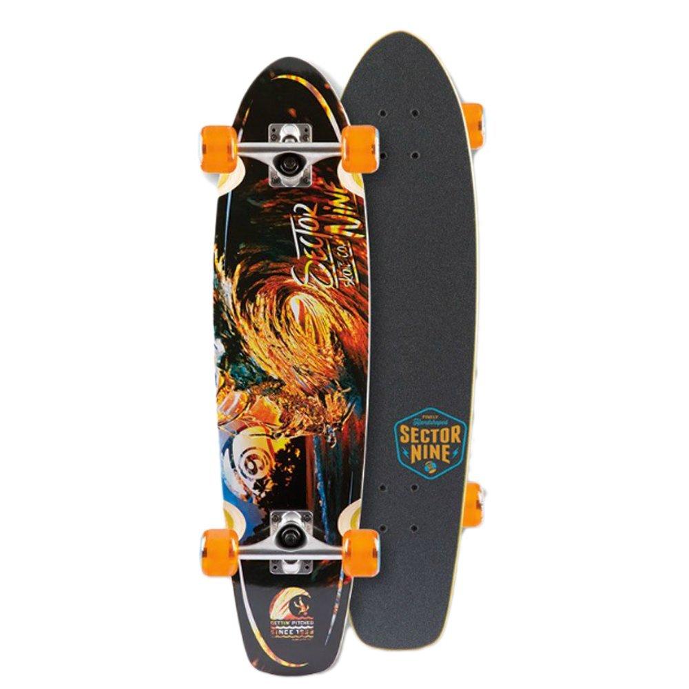 超特価SALE開催! Sector Complete 9 Liquid Sector Metal Complete Skateboard, Assorted Skateboard, by Sector 9 B00UAFR14S, 波賀町:46485ec9 --- a0267596.xsph.ru