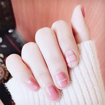 Como quitar el pegamento de las uñas postizas