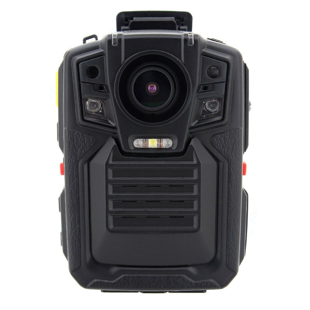 Windyoung Ambarella A7 HD Police Body Worn Camera with LCD 32GB Built-in Memory