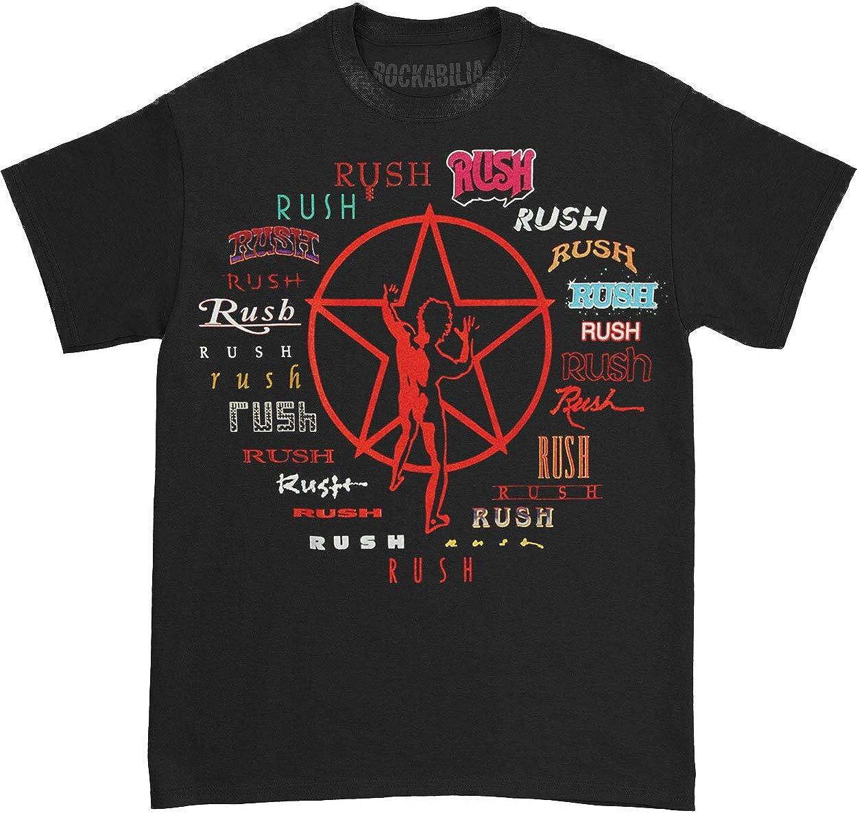 ill Rock Merch Rush - Evolution of Logo T-Shirt