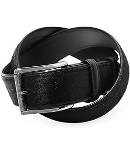 108a88dcf170 Elliot Rhodes Croc Skin Belt in Black  Amazon.fr  Vêtements et ...
