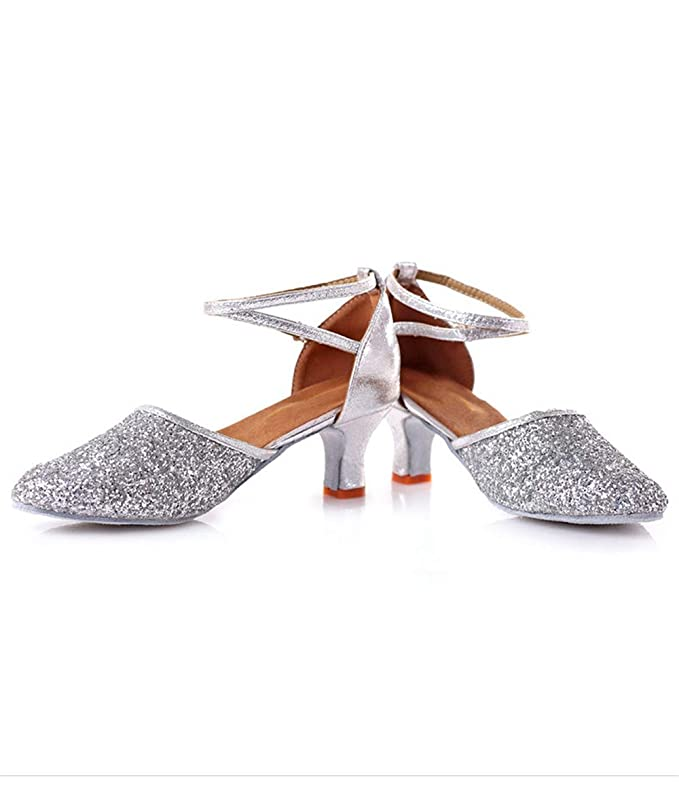 LXNW Sommer Tanzen Schuhe Frauen erwachsenen High Heels