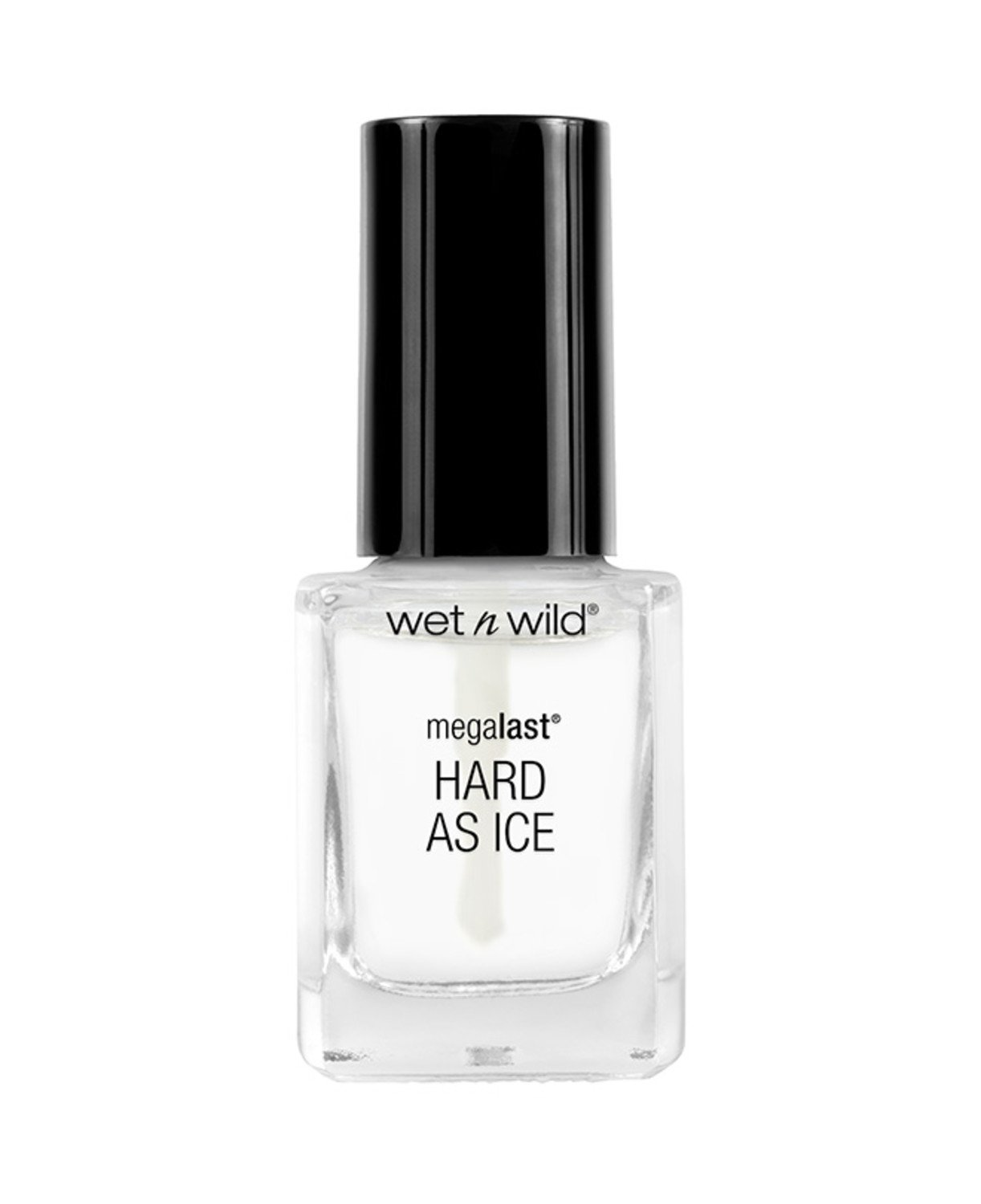 Wet & Wild Megalast Hard as Ice Nail Polish Top Coat, 2.1 Ounce by Wet & Wild