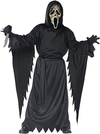 Fun World Costumes Scream 4 - Zombie Ghost Face Child