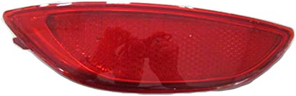 PartsChannel OE Replacement Bumper Cover Reflector HYUNDAI ACCENT SEDAN HY1184105OE