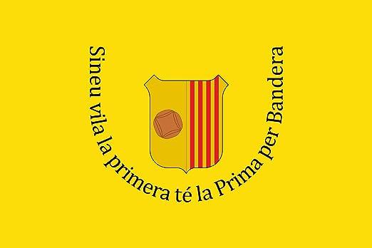 magFlags Bandera Large Sinéu, Islas Baleares, España | Bandera ...