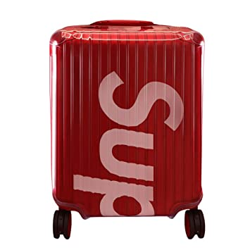 50fd46466 Amazon.com | Luggage Cover Protector Clear PVC Suitcase Protective Case  with Zipper for Topas or Supreme Rimowa | Suitcases