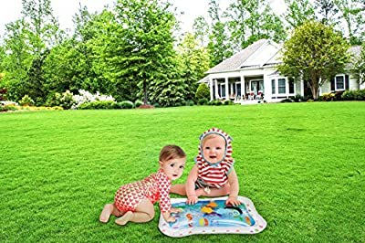 Kleeger Inflatable Baby Water Play Mat Center. Fun Activity For Children And Infants by Kleeger that we recomend individually.
