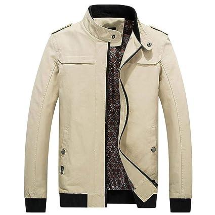 Logobeing Chaqueta de Hombre Invierno Sudaderas Hombre Deporte Abrigo Chaqueta Cashmere Engrosamiento Cremallera con Capucha Jacket