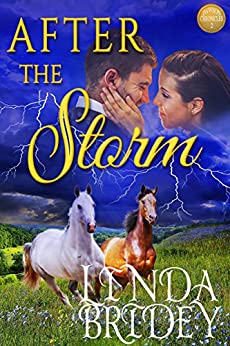 After the Storm: Historical Western Cowboy Romance Novel (Dawson Chronicles Book 2) by [Bridey, Linda]
