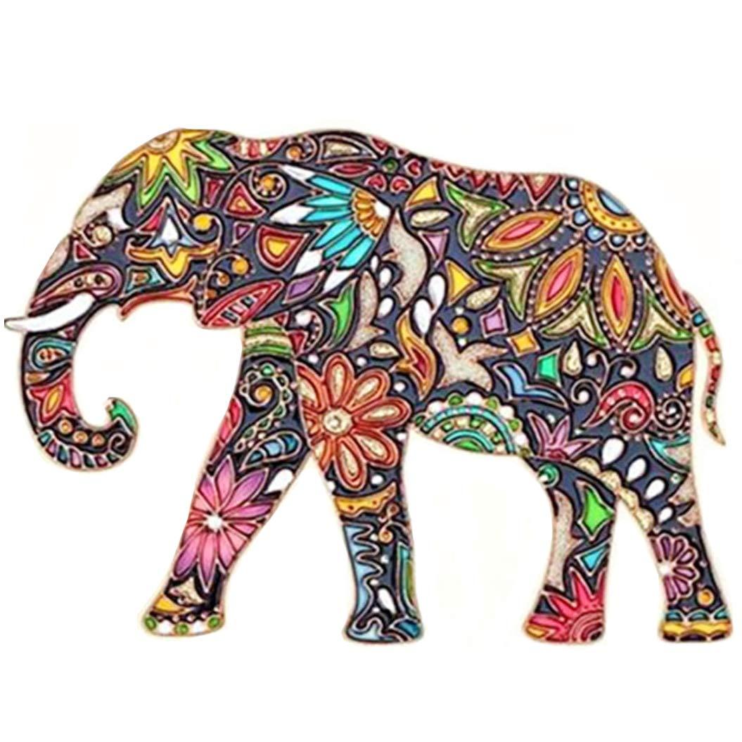 5D Pintura por Diamantes (6496) animal