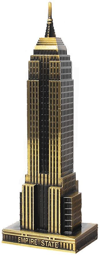Empire State Building Statue 18cm(7inch)-New York City Souvenir Statues and Gifts