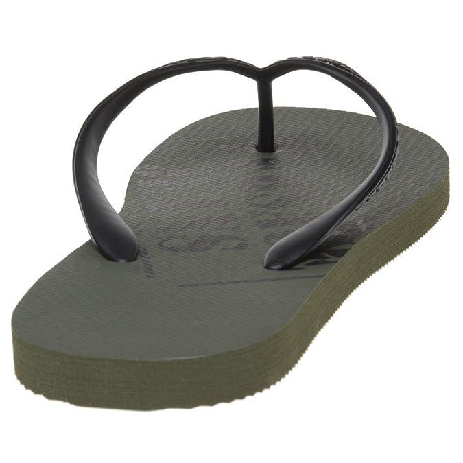 d347131c193 Versace Jeans Flip Flop Hombre Sandalias Khaki  Amazon.es  Zapatos y  complementos