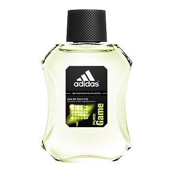 timeless design 32db6 c0d65 Adidas Pure Game Eau De Cologne, 100 ml