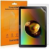 """kwmobile 2x Folie matt für Samsung Galaxy Book 10.6"""" Displayschutzfolie - Schutzfolie Anti-Fingerabdruck Displayschutz Displayfolie entspiegelt"""