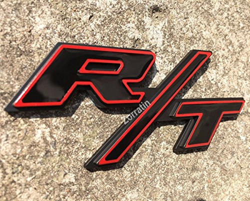 zorratin Special Red Trim Black R/T RT Side Fender for sale  Delivered anywhere in USA