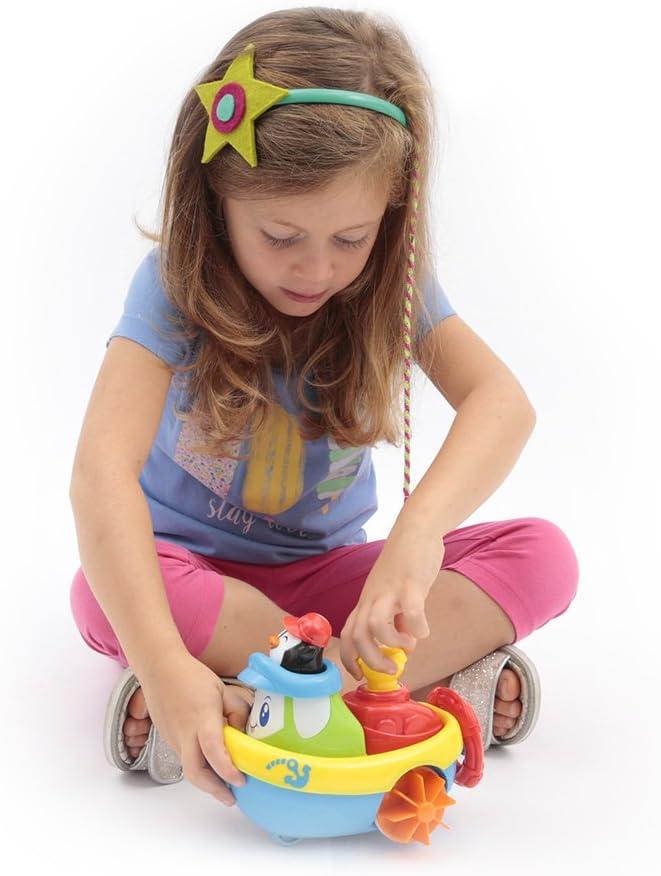 /Bateau Jouet pour le bain des enfants mamatoy mma66000/bathsailing Boat/ avec personnage inclus