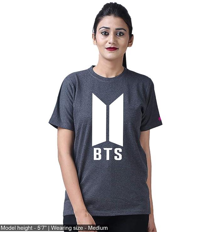 243ce279d8 PrintOctopus Graphic Printed T-Shirt for Men & Women | Kpop BTS T-Shirt for  Girls | Half Sleeve T-Shirt | Round Neck T Shirt | 100% Cotton T-Shirt |  Short ...
