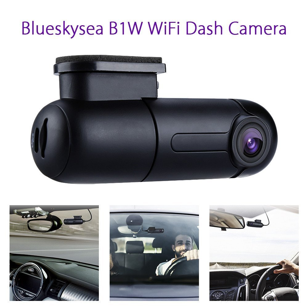 Amazon Canada Blueskysea B1w Wifi Mini Dash Cam 60 All In