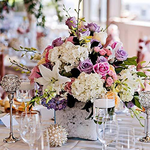 BalsaCircle-84-Lavender-Silk-Open-Roses-12-Bushes-Artificial-Flowers-Wedding-Party-Centerpieces-Arrangements-Bouquets-Supplies