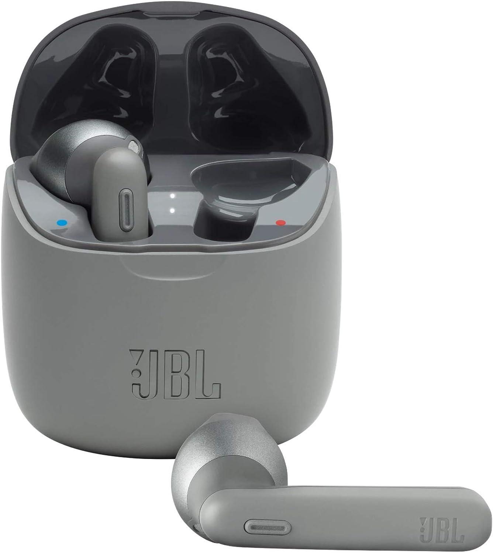 Jbl Tune 225 Tws Lifestyle Bluetooth Kopfhörer In Grau Elektronik