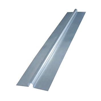 """2ft Aluminum Radiant Floor Heat Transfer Plates for 1//2/"""" PEX Tubing 100"""