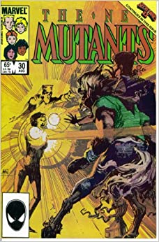 Book The New Mutants #30 : The Singer & Her Song (Secret Wars II - Marvel Comics)