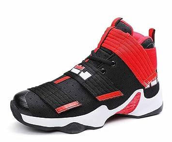 Glshi Männer Und Frauen Klettverschluss Basketball Sneakers 2017