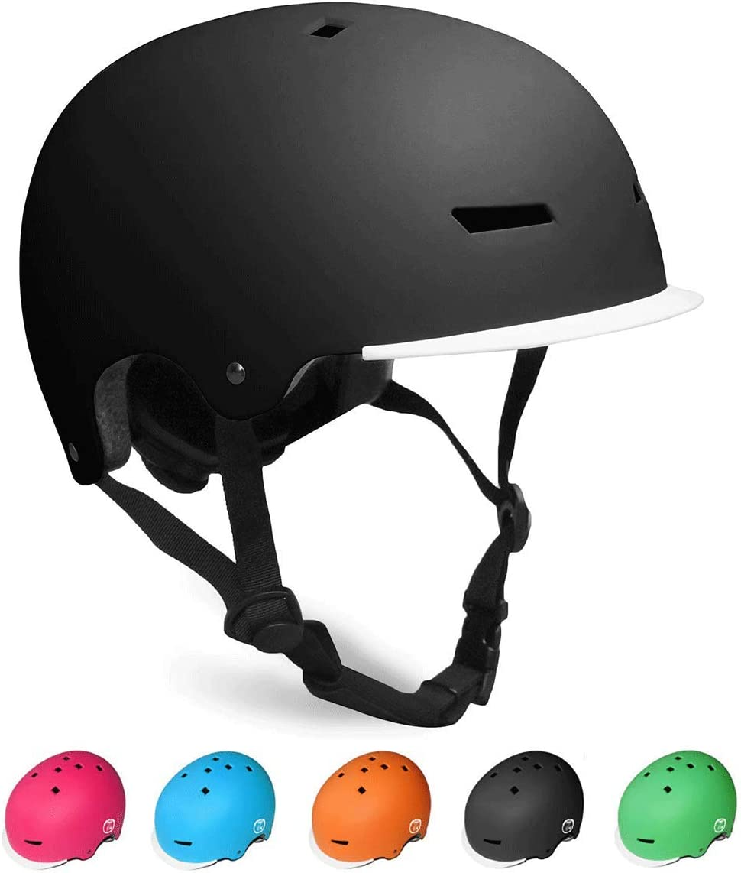 Kids Helmet Adjustable Bike Helmet for Kids CPSC Certified Toddler Kids Bike Helmet Girls Boys Multi-Sport Cycling Skating Scooter Skateboard from 3 to 13 Years Old
