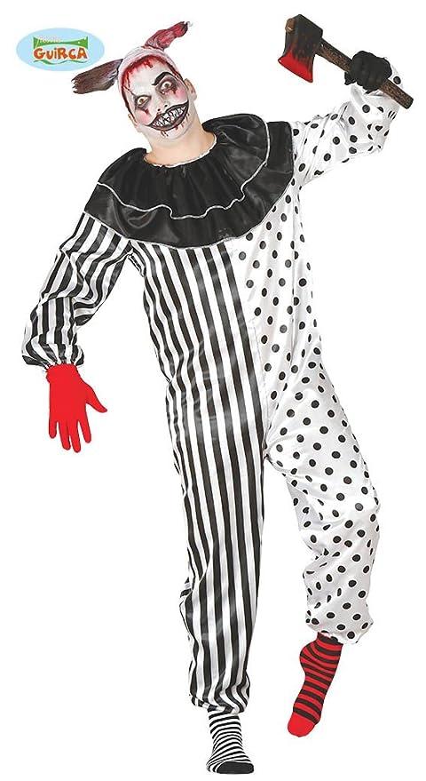 Guirca grafoplas traje de Joker para Adultos, Talla única ...