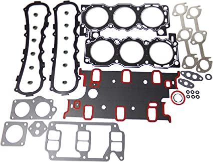 Graphite Right Head Gasket Fits 86-92 Ford Bronco II Ranger 2.9L OHV  12v VIN T