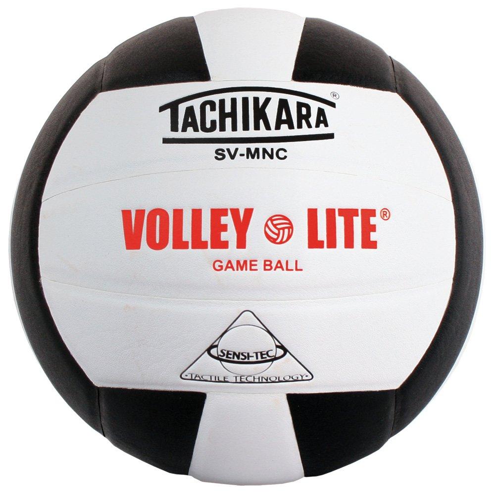 Tachikara Svmnc Volley Lite volleyball (Noir/blanc) mixte SV-MNC-Crd/Wht Cardinal/White taille unique