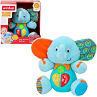 winfun - Peluche Elefante para bebés que habla