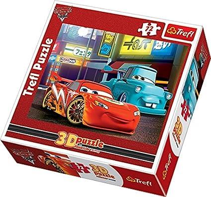 Disney Cars Trefl puzzle 200 Brand new /& sealed