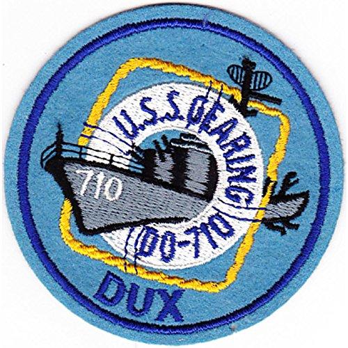 (DD-710 USS Gearing Patch)