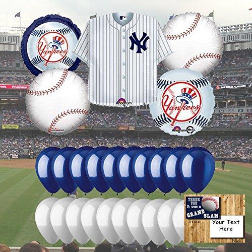 Anagram York Yankees 25 Piece Balloon -