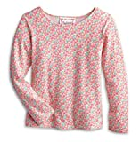 American Girl Kit's Cheery Blossom Top for Girls Size X-Large (Inspired by Kit's Chicken Keeping Outfit)