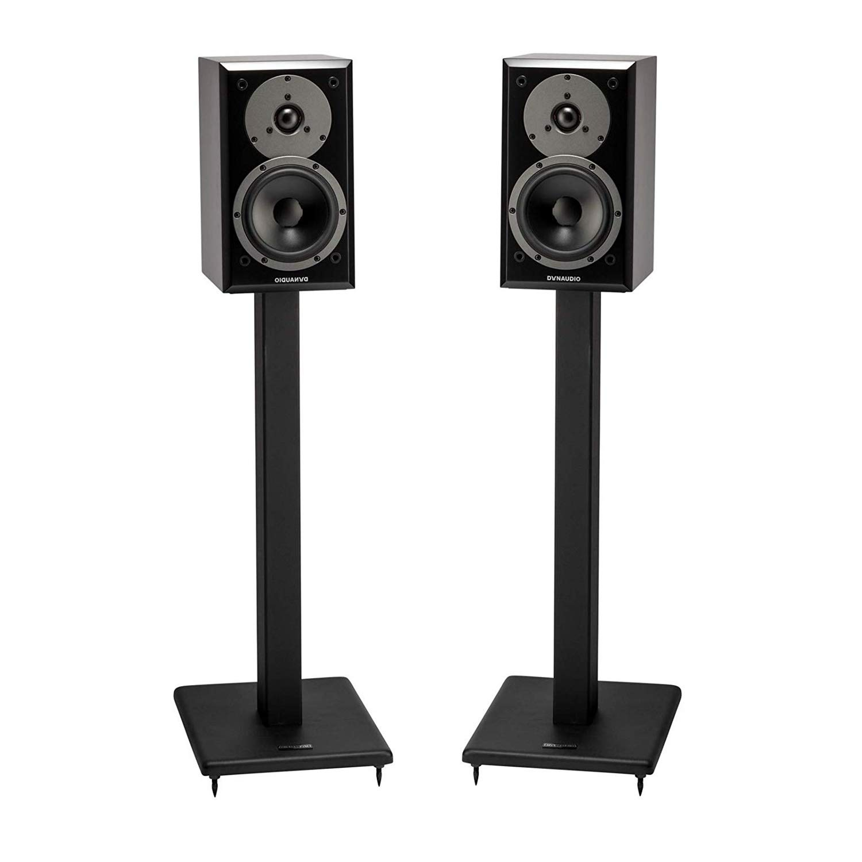Pangea Audio DS100 All Steel Speaker Stand Pair (24 Inch)