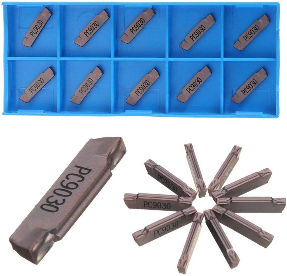 SDENSHI 10x Hartmetalleinsatz Schneidwerkzeuge Set