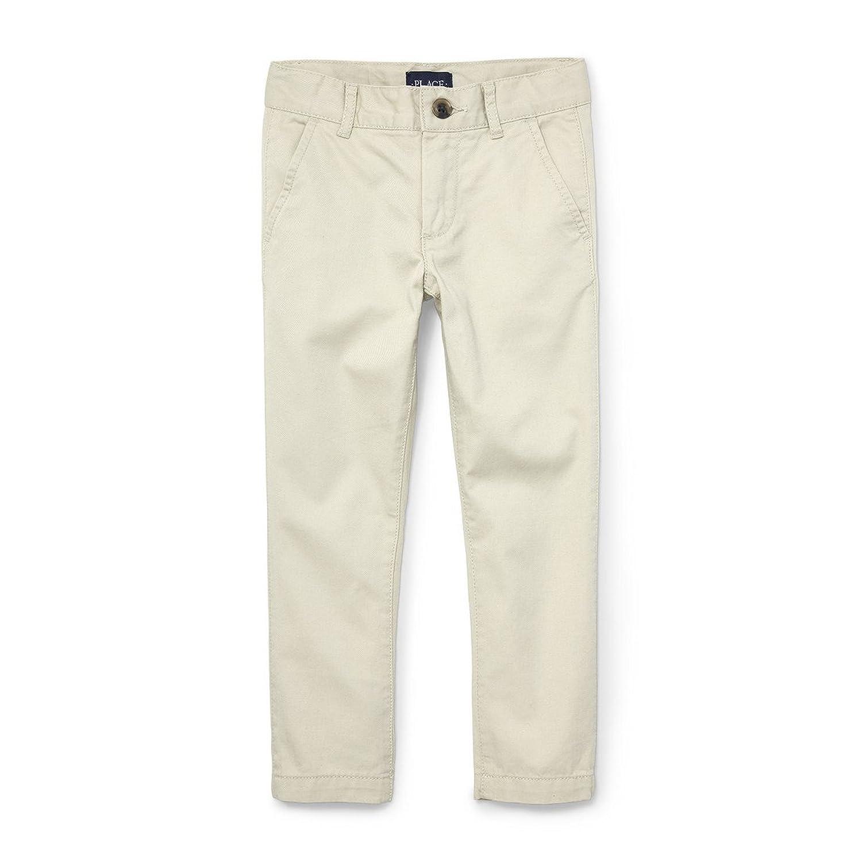 cheap The Children's Place Big Boys' Skinny Uniform Chino Pants