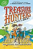 img - for Treasure Hunters: Quest for the City of Gold book / textbook / text book