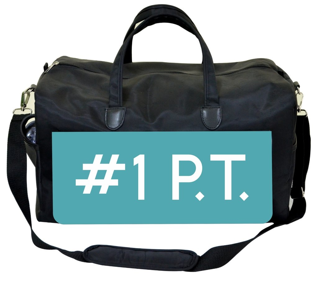 #1 P.T.-Blue Jacks Outlet Physical Therapist Bag